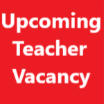 Upcoming Teacher Vacancy in UP